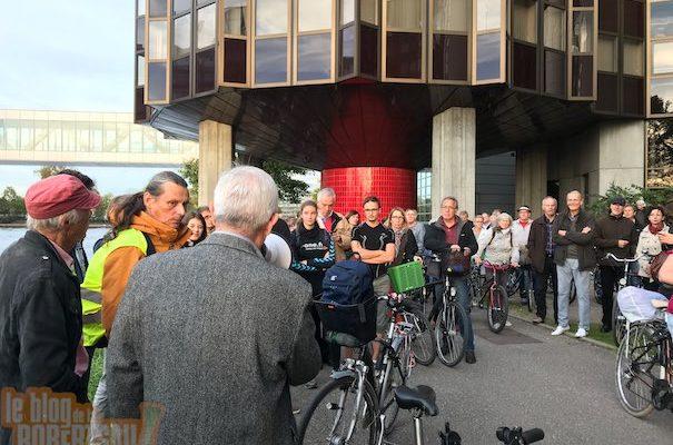 Parlement européen : Les cyclistes ne lâchent pas l'affaire