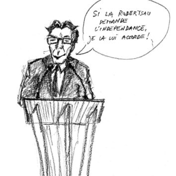 Robertsau - Catalogne : même combat ?