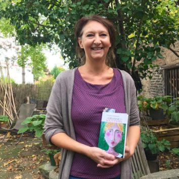 Claudine Malraison en dédicace à la librairie la Parenthèse