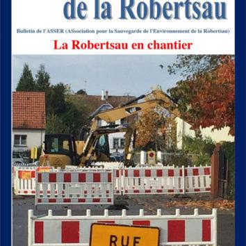 Gazette de la Robertsau : la Robertsau en chantier