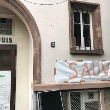 Foyer St Louis : Icade vient d'abandonner officiellement son permis de démolir / reconstruire