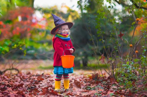 C'est aujourd'hui Halloween !