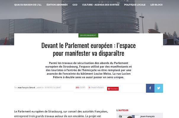 Parlement européen : éloignez ce peuple que je ne saurais voir… !