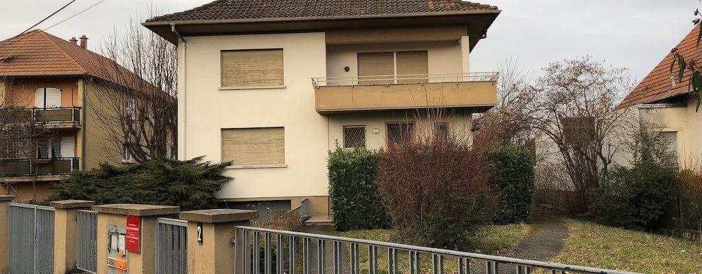 Encore un immeuble rue de la Thur