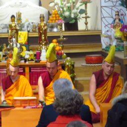 Concert à la pagode