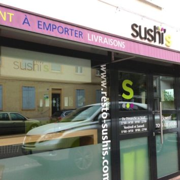 [On a testé] Sushi's... sur place