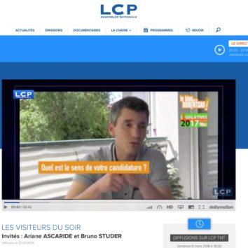 Le Blog de la Robertsau sur LCP