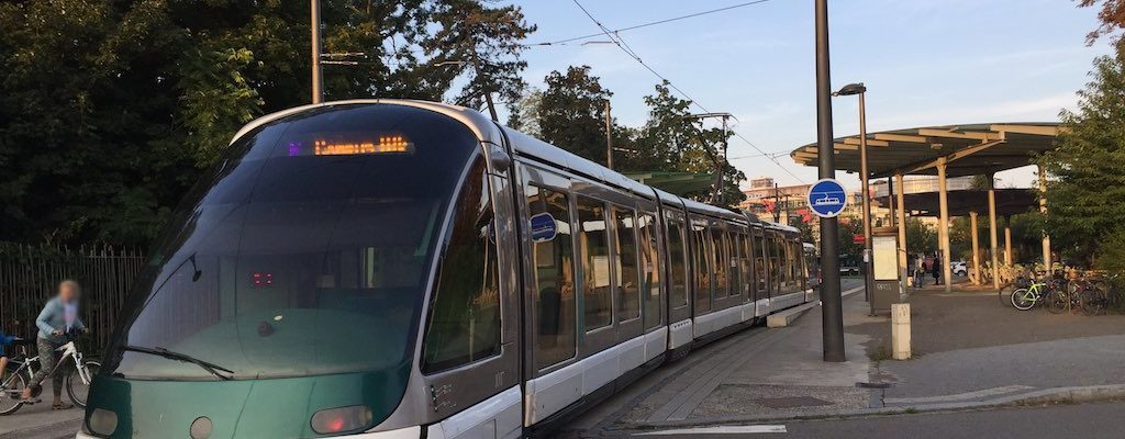 Tram E : interruption dans la nuit du 9 au 10 mars 2018