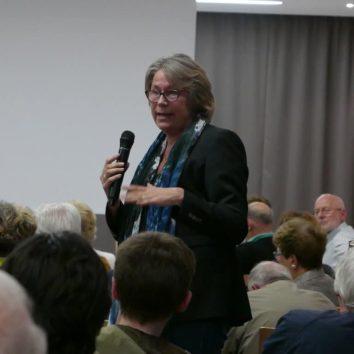 Wacken : Françoise Pfersdorff écrit au maire et au président de l'Eurométropole