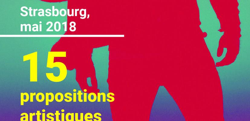 Est temps d'Art pour l'Europe Saison 2018