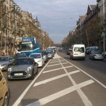 Une nouvelle vélorution pour plus de vélos à Strasbourg
