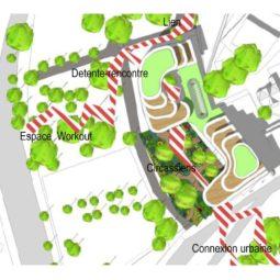 Apollonia présente son projet citoyen, naturel et artistique pour l'entrée sud de la Robertsau : Vivacité