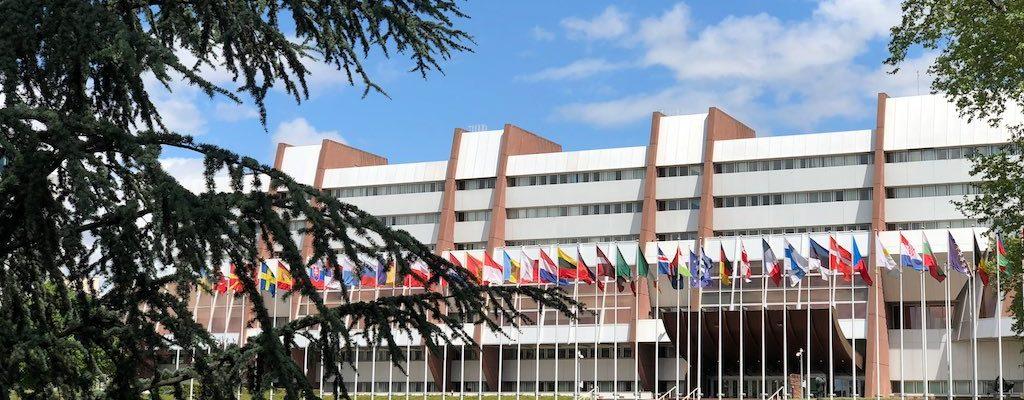 Les mercredis du Conseil de l'Europe – 24 octobre 2018 à 18h30 au Lieu d'Europe