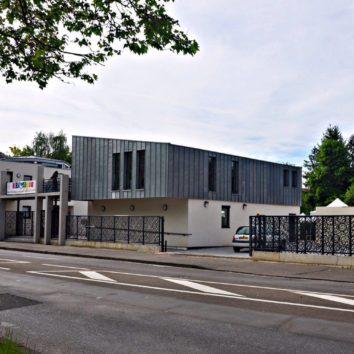 Kermesse à la mosquée de la Robertsau le 24 juin 2018