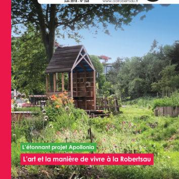 L'Echo de la Robertsau : l'art et la manière de vivre à la Robertsau