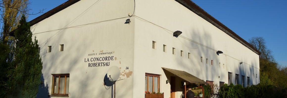 Portes ouvertes à la Concorde Robertsau