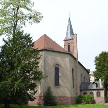 Vos prochains rendez-vous à la paroisse Prostestante de la Robertsau