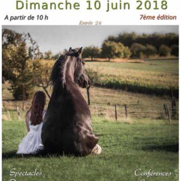 Journée bien-être du cheval 2018