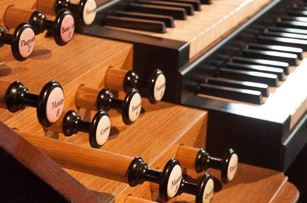 Concerts d'orgue le vendredi 8 juin et le dimanche 10 juin à la paroisse protestante de la Robertsau