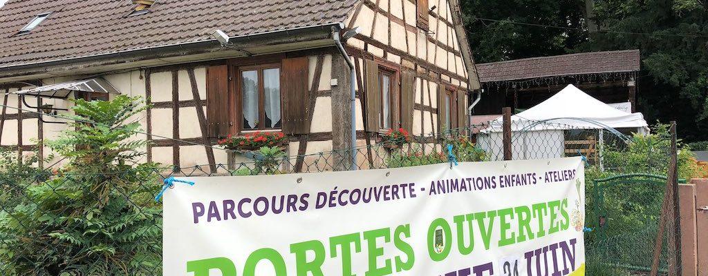 Jardin de Marthe : portes ouvertes le 24 juin 2018
