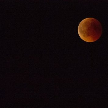 Éclipse de lune : la photo de Jacques Hampé