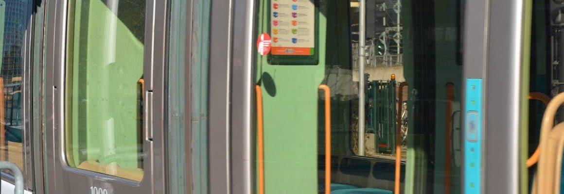 CTS : Interruption du Tram entre le Wacken et Hoenheim à partir du 6 août