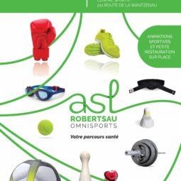 Portes ouvertes à l'ASL Robertsau le 8 septembre 2018