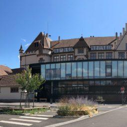 Collège de la Robertsau : une belle rentrée