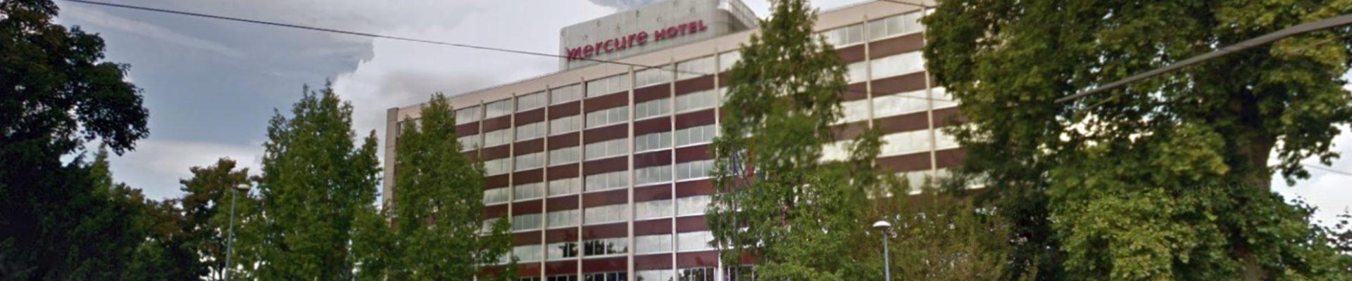 L'hôtel Mercure bientôt vendu