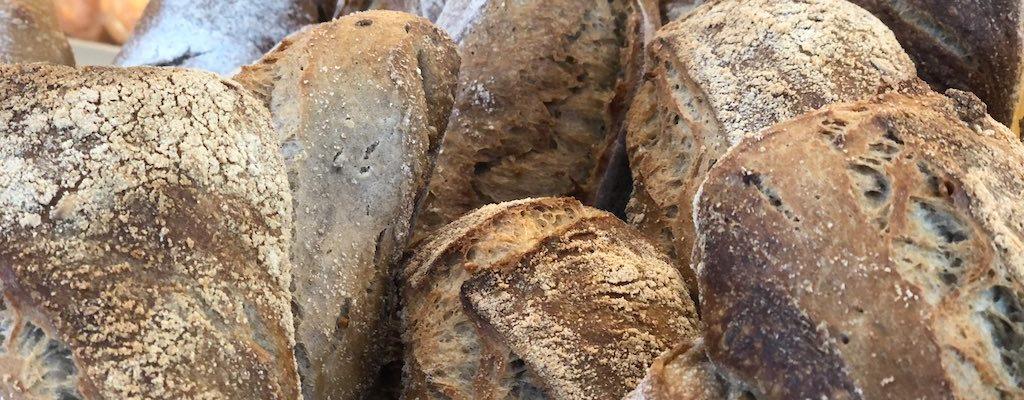 Le pain bio de la boulangerie Materne