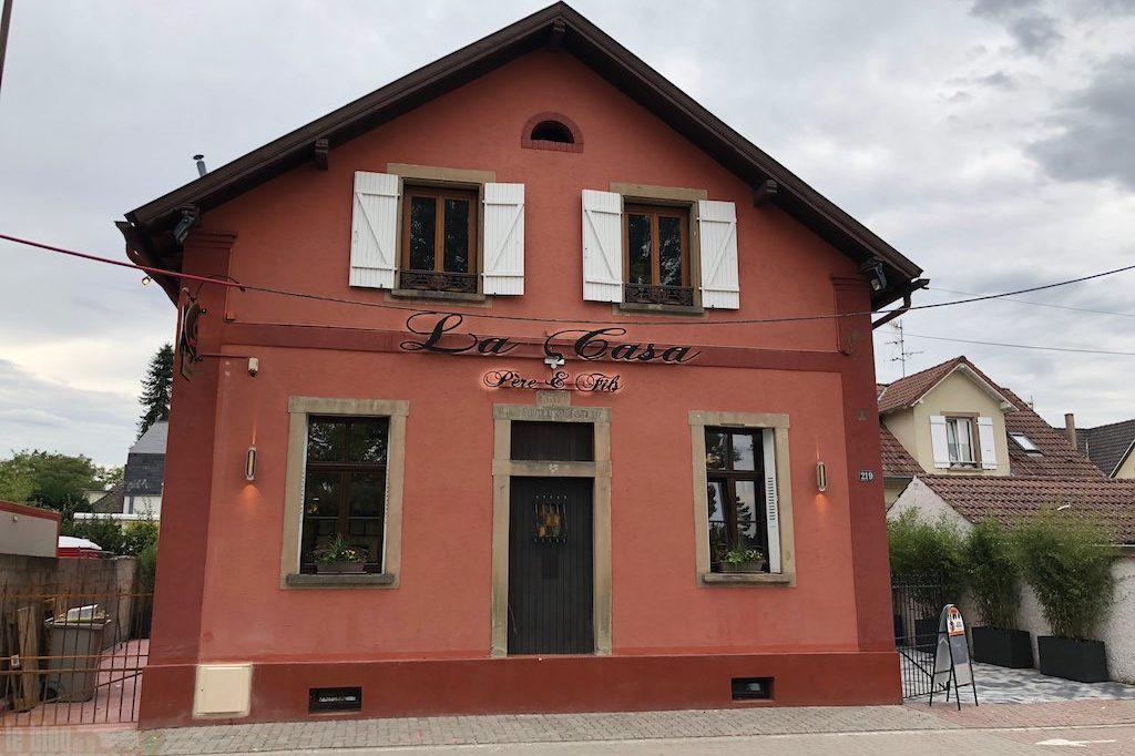 La Casa Père & Fils : l'esprit de l'Italie à la Robertsau