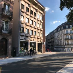 La tache noire : la nouvelle librairie polar de Strasbourg