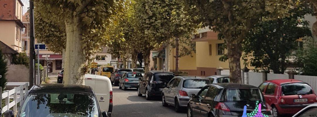 Rue des Peupliers – Thierry Roos écrit au maire de Strasbourg