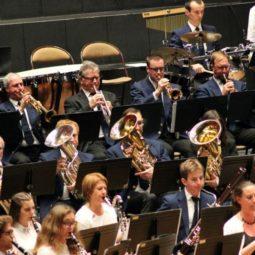 Grand concert de l'Harmonie Cæcilia 1880