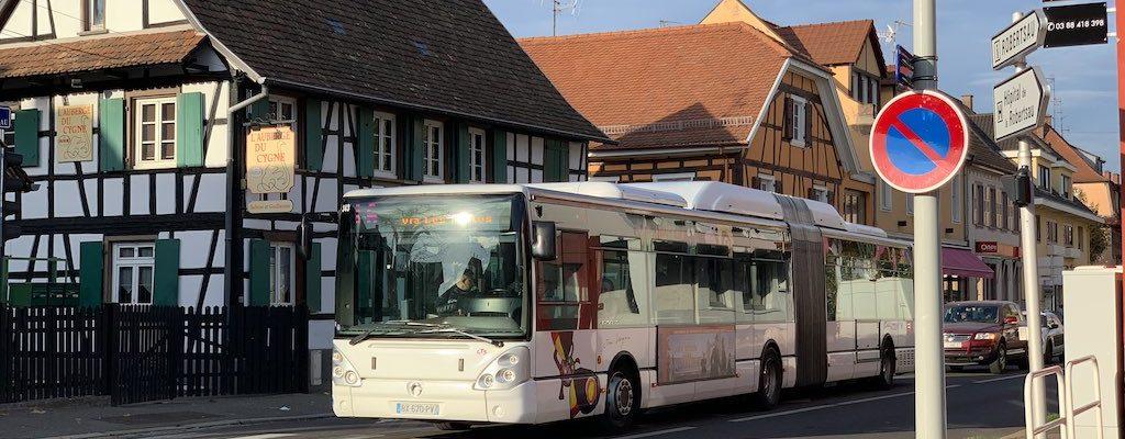 Réorganisation du réseau bus à la Robertsau : le droit de réponse de l'ASTUS 67