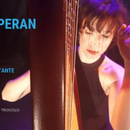 Celine Peran en concert à la paroisse protestante de la Cité de l'Ill