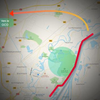 Route VNF (ex-EDF) : l'Eurométropole va-t-elle l'ouvrir ?