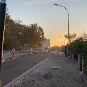 Travaux rue de l'Ill : c'est toujours pas la fête pour les vélos et les piétons