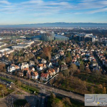 Un drone pour Noël ? À Strasbourg, il n'y a qu'à la Robertsau où vous pourrez le piloter