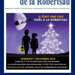 Gazette de la Robertsau 93 - Décembre 2018