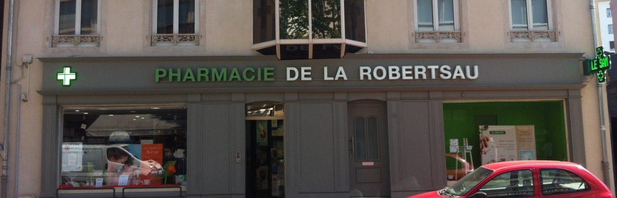 Pharmacie de la Robertsau