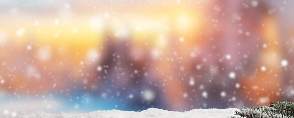 Nous vous souhaitons de belles fêtes de Noël 2020