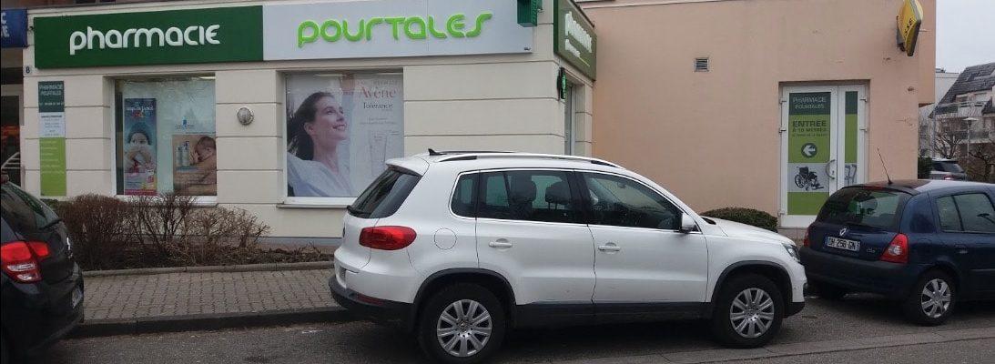 Pharmacie Pourtalès