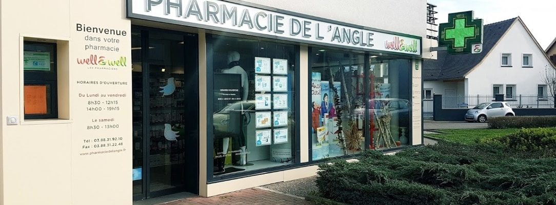 Pharmacie de l'Angle Well & Well