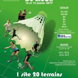 Tournoi International du Läuch les 12 et 13 janvier à l'ASL Robertsau