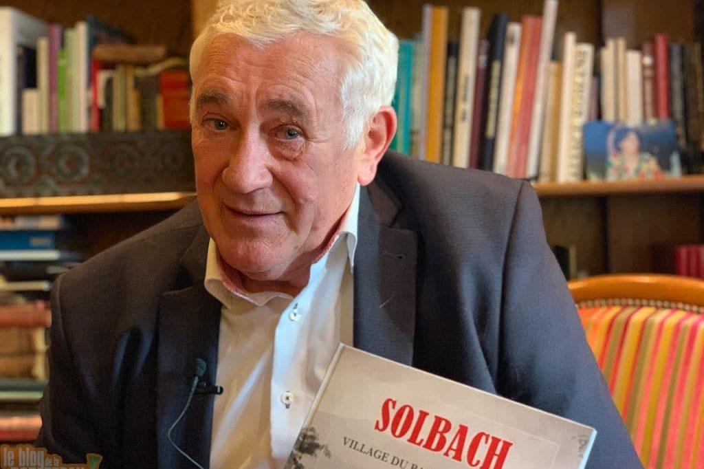 """Daniel Mehl : """"Je devais laisser une trace de l'histoire de Solbach"""""""