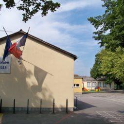 L'école Pourtalès de la Cité des Chasseurs va s'agrandir... et ce n'est pas une bonne nouvelle