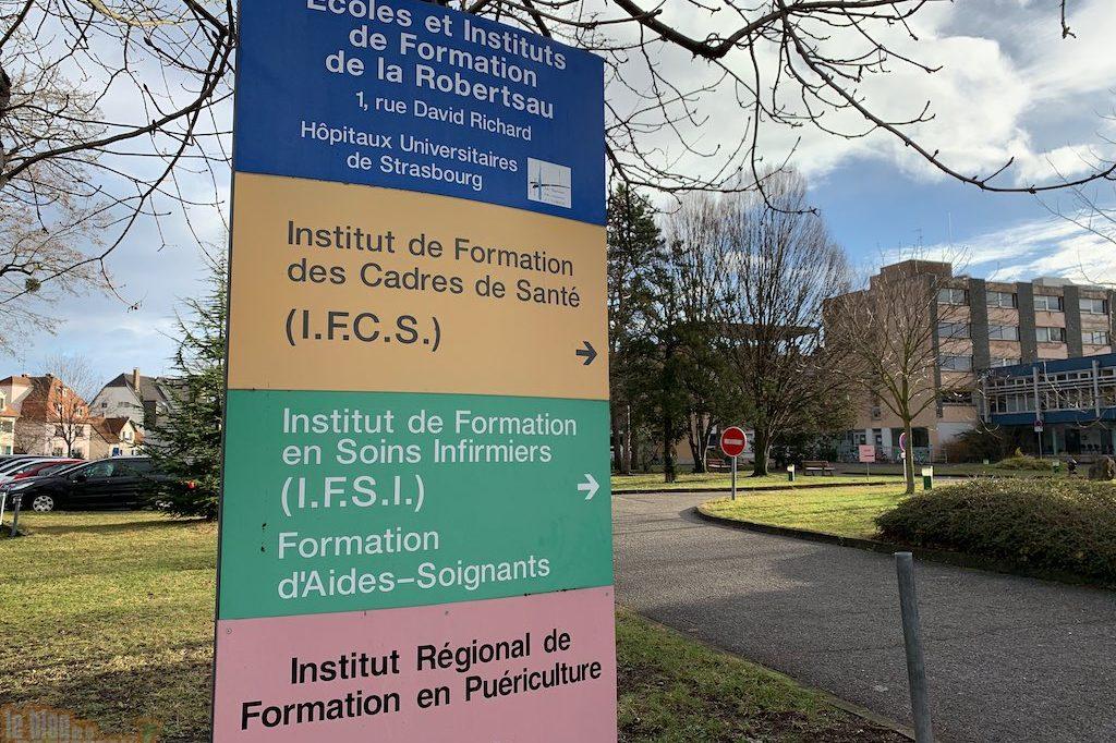Journée portes ouvertes à l'Institut de Formation en Soins Infirmiers de la Robertsau