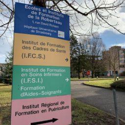 Journée portes ouvertes à l'IFSI de la Robertsau