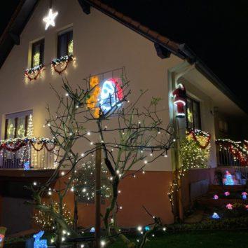 Décoration de Noël à la Robertsau : l'heure des prix